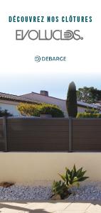 documentation leaflet, gammes de clôtures EVOLUCLOS