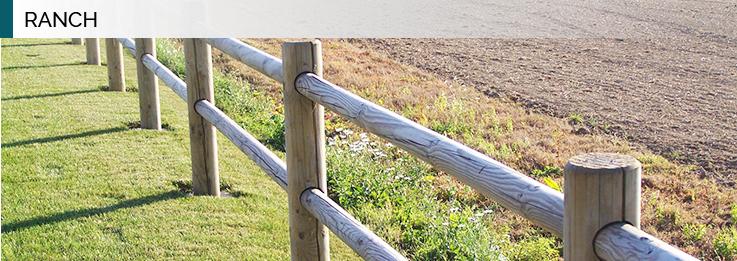 clôture RANCH