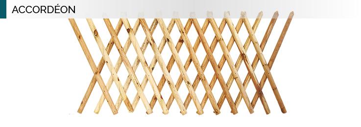 clôture accordéon