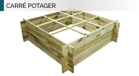 carré potager